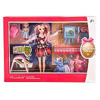 Кукла, с нарядами и аксессуарами, в коробке, (Оригинал)