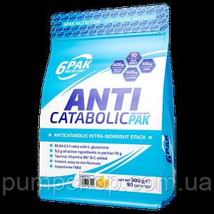 Амінокислоти 6PAK Nutrition Anticatabolic PAK 900 г (90 порц. бцаа+глютамін+вітаміни)
