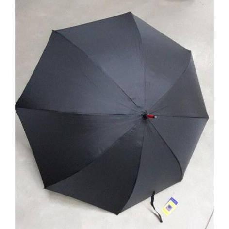 Зонт Tiross TS-1573 черный автоматический, фото 2