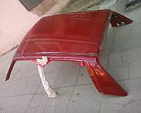 Крыша ЗАЗ-1103 со стойками. Центральное полотно крыши на Славуту 1103-5700020-01. Крыша 110307 без стоек, фото 1