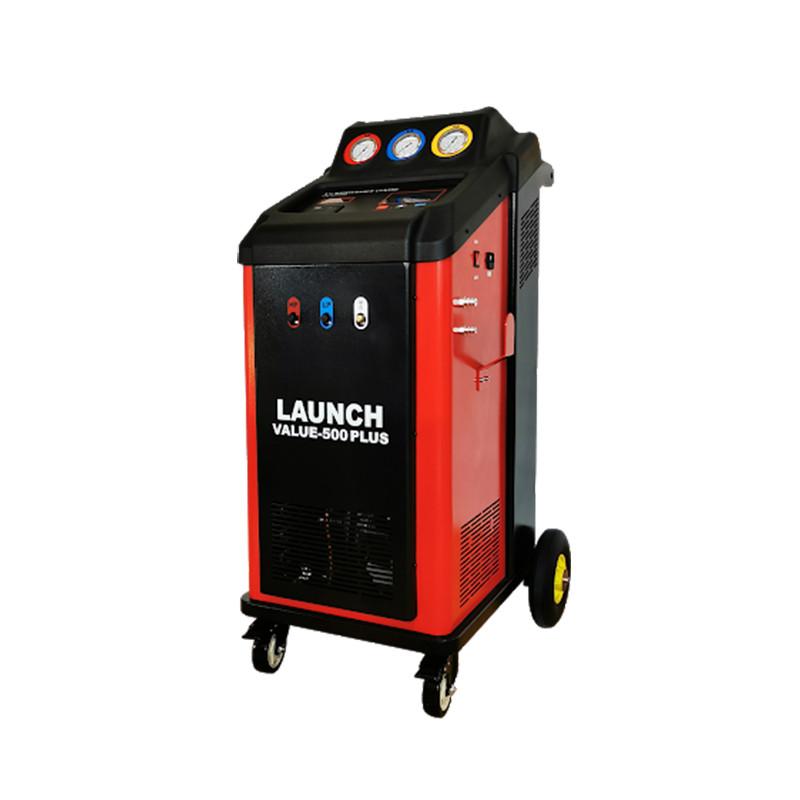 Установка для обслуговування кондиціонерів (автоматична) R134a або R1234yf LAUNCH VALUE-500PLUS