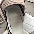 Детская Универсальная коляска 2 в 1 CARRELLO Epica (Каррелло Эпика) Almond Beige, фото 7