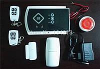 Комплект GSM сигнализация GSM G10A W