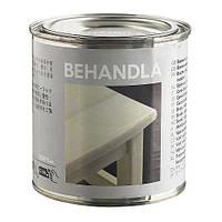 "IKEA ""БЕХАНДЛА"" Мастика из пчелиного воска, прозрачный"