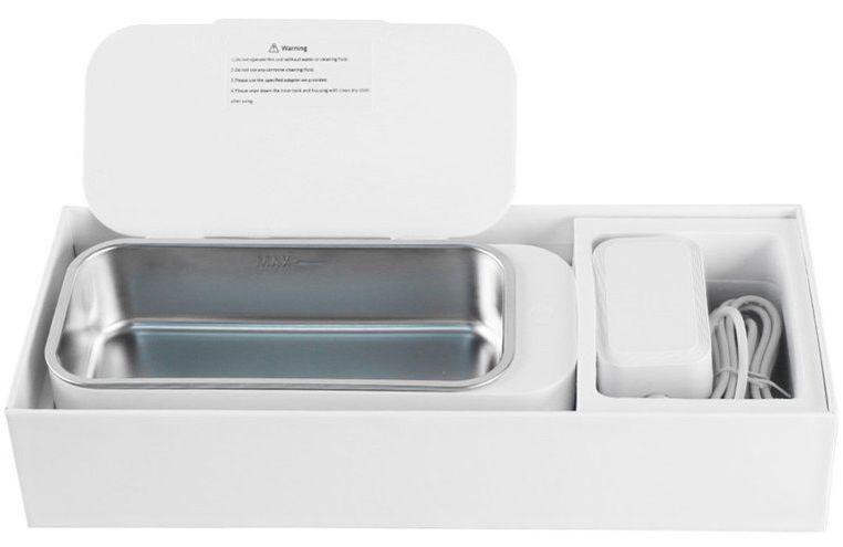 Ультразвукова ванна Jeken CE-1100D (0.45 Л, 30Вт, 40кГц)