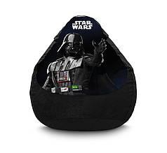 "Кресло мешок ""Star Wars. Darth Vader"" Флок"