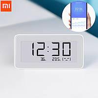 Электронные Часы Xiaomi MiaoMiaoCe E-Link INK LCD экран с датчиком температуры и влажности