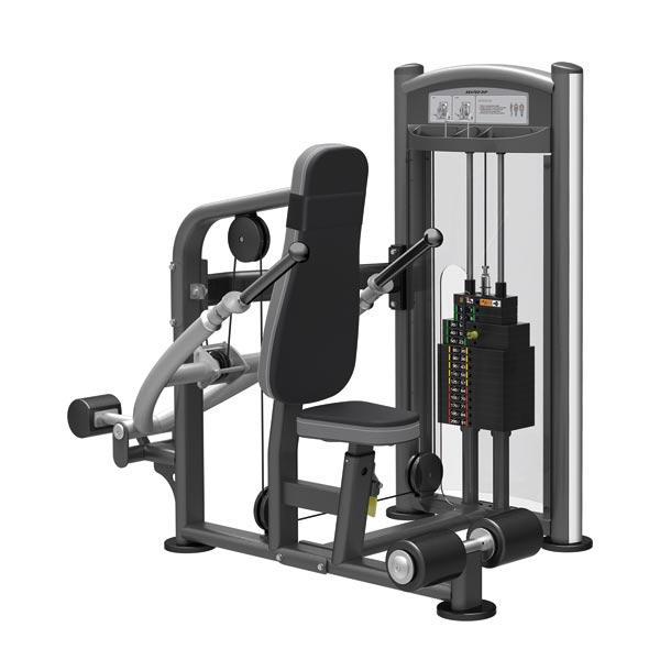 Трицепс-машина Impulse Max трицепс сидя для дома и спортзала с нагрузкой до 200 кг