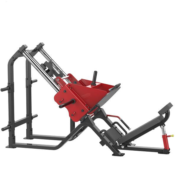 Жим ногами под углом 45 гр. Impulse Sterling профессиональный тренажер с нагрузкой до 450 кг