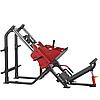 Жим ногами под углом 45 гр. Impulse Sterling профессиональный тренажер с нагрузкой до 450 кг, фото 2