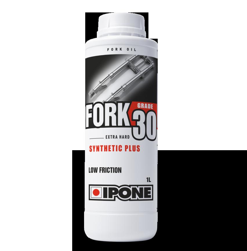 Вилочное масло для мотоциклов IPONE Fork 30 (1л) SAE 30W