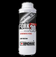 Вилочное масло для мотоциклов IPONE Fork 30 (1л) SAE 30W, фото 1