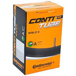 "Камера для велосипеда Continental MTB Tube 27.5"" B+ A40 RE [65-584->70-584]"