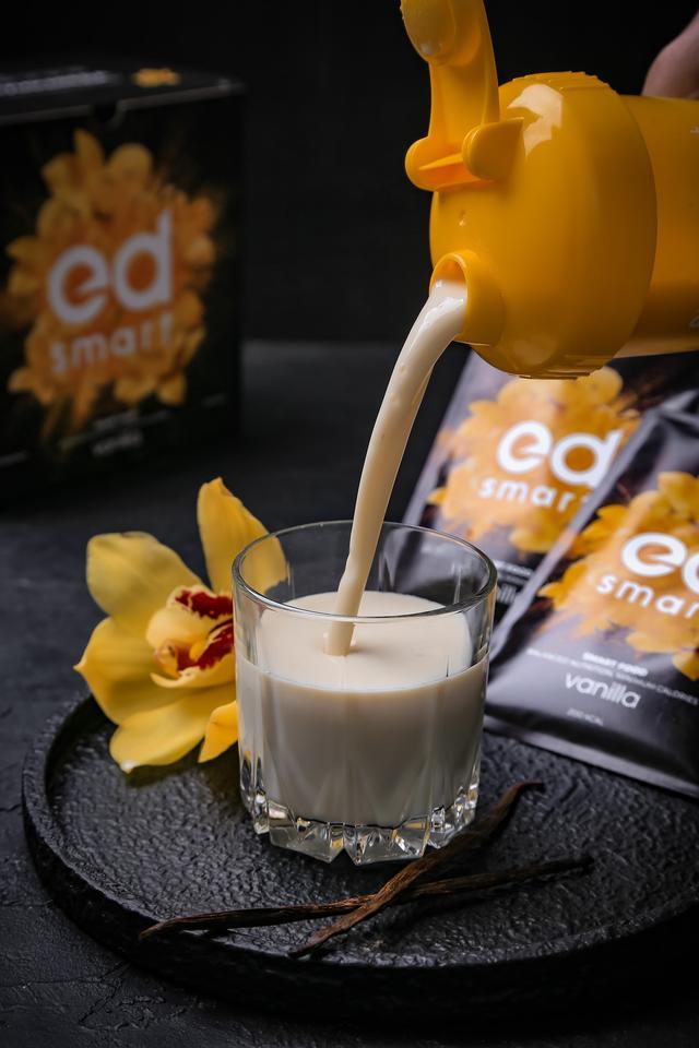 білковий коктейль для схуднення ваніль