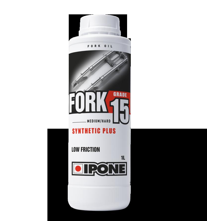 Вилочное масло для мотоциклов IPONE Fork 15 (1л) SAE 15W