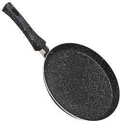 Сковорода для блинов Stenson с мраморным покрытием 22 см (MH-3356)
