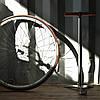 Насос велосипедный Birzman Maha Push & Twist III / напольный / серебро, фото 3