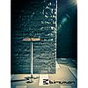 Насос велосипедный Birzman Maha Push & Twist III / напольный / серебро, фото 5