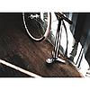 Насос велосипедный Birzman Maha Push & Twist III / напольный / серебро, фото 9