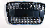 Решетка радиатора Audi Q7 стиль SQ7, фото 2