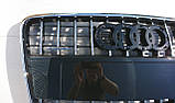 Решетка радиатора Audi Q7 стиль SQ7, фото 4