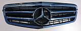 Решетка радиатора Mercedes W212 09-12 Classic, фото 2