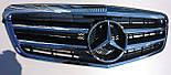 Решетка радиатора Mercedes W212 09-12 Classic, фото 3