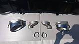 Дифузор задній Audi A7 стиль RS7 16+ S-line, фото 5