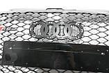 Решітка радіатора Audi A3 стиль RS3 12-15, фото 3