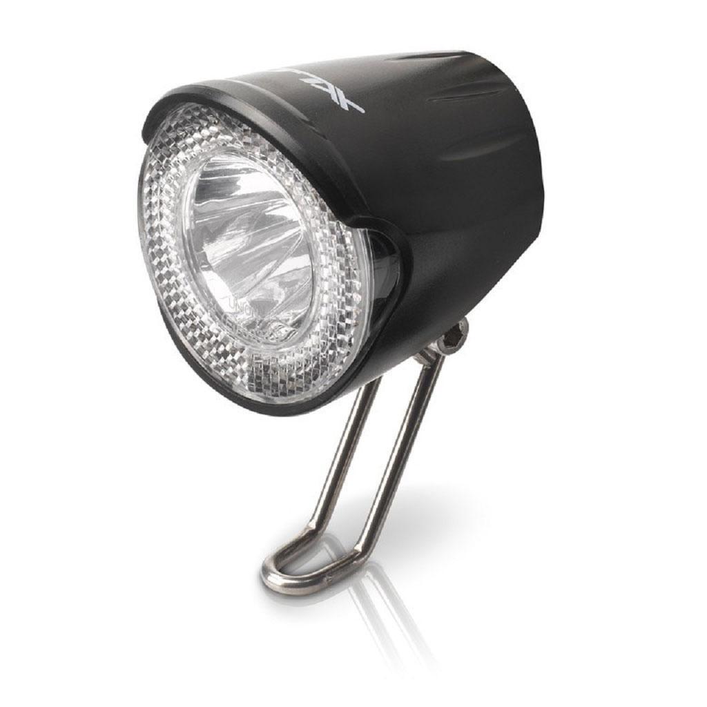 Фара передняя XLC LED 20Lux, черный