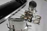 Диффузор заднего бампера Audi RS4 12-15 B8, фото 6
