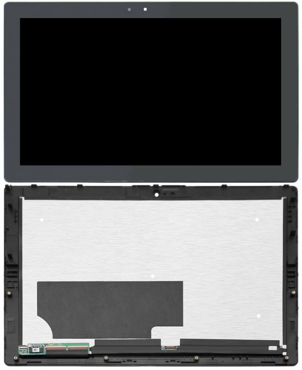 Дисплей для планшета Lenovo IdeaPad Miix 700 + Touchscreen Black