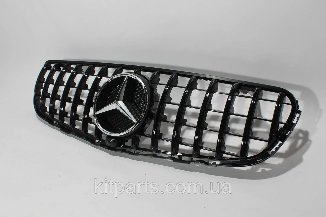 Решетка радиатора Mercedes GLC X253