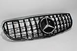 Решетка радиатора Mercedes GLC X253, фото 5