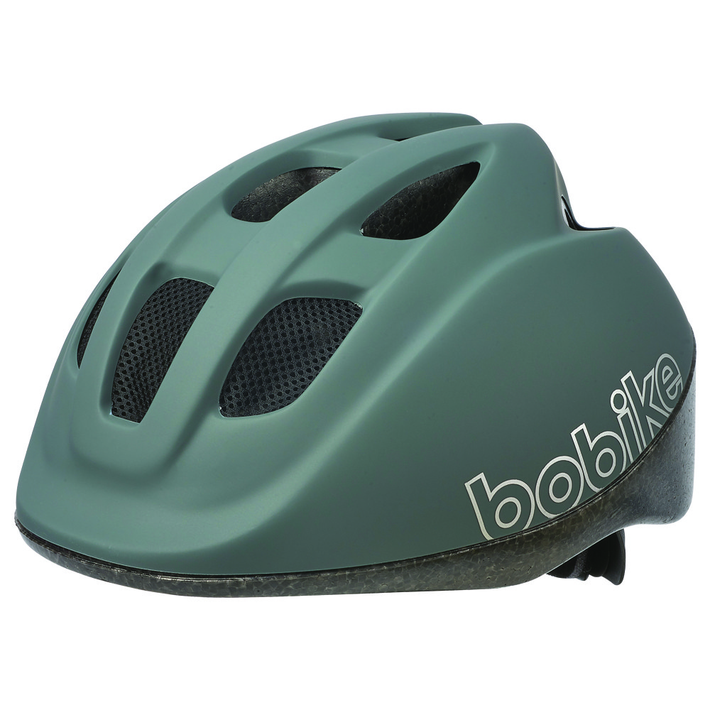 Шлем велосипедный детский Bobike GO / Macaron Grey tamanho / S (52/56)