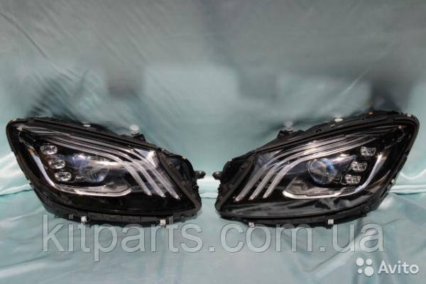 Фары Multibeam LED Mercedes S-Class W222