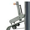 Голень стоя PowerStream Virgin профессиональный тренажер для дома и спортзала грузовой стек 91 кг., фото 2
