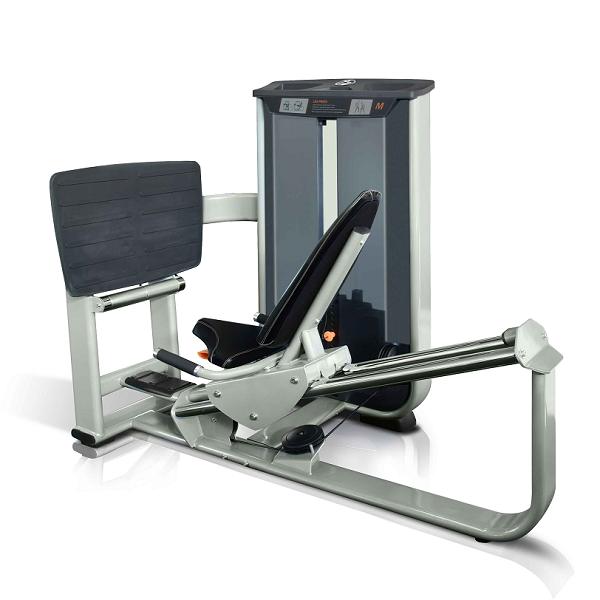 Жим ногами PowerStream Virgin профессиональный тренажер для дома и спортзала грузовой стек 144 кг