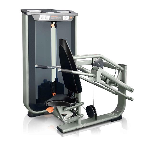 Трицепс машина PowerStream Virgin профессиональный тренажер для дома и спортзала грузовой стек 91 кг
