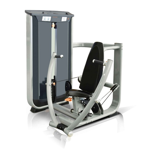 Жим от груди PowerStream Virgin профессиональный тренажер для дома и спортзала грузовой стек 91 кг