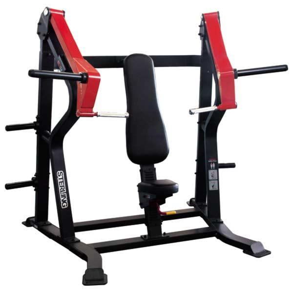 Жим от груди под углом вверх Impulse Sterling профессиональный тренажер для дома и спортзала загрузка 300 кг