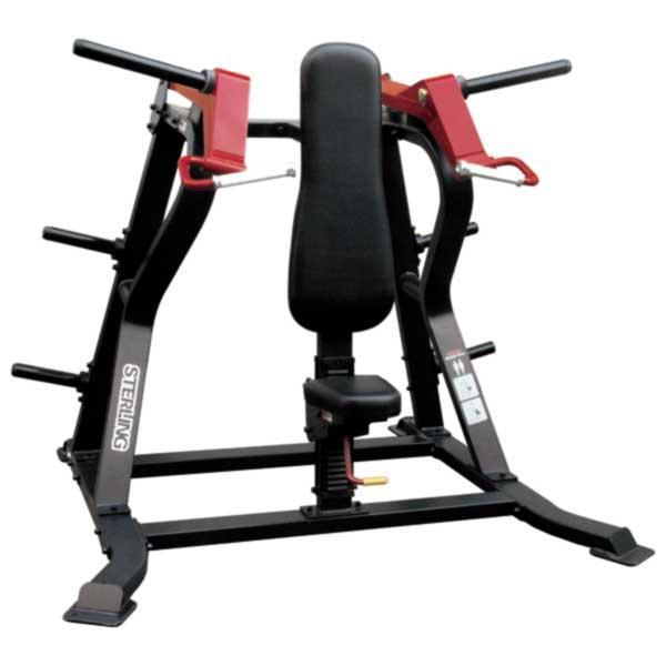 Жим вверх Impulse Sterling профессиональный тренажер для дома и спортзала загрузка дисками 300 кг