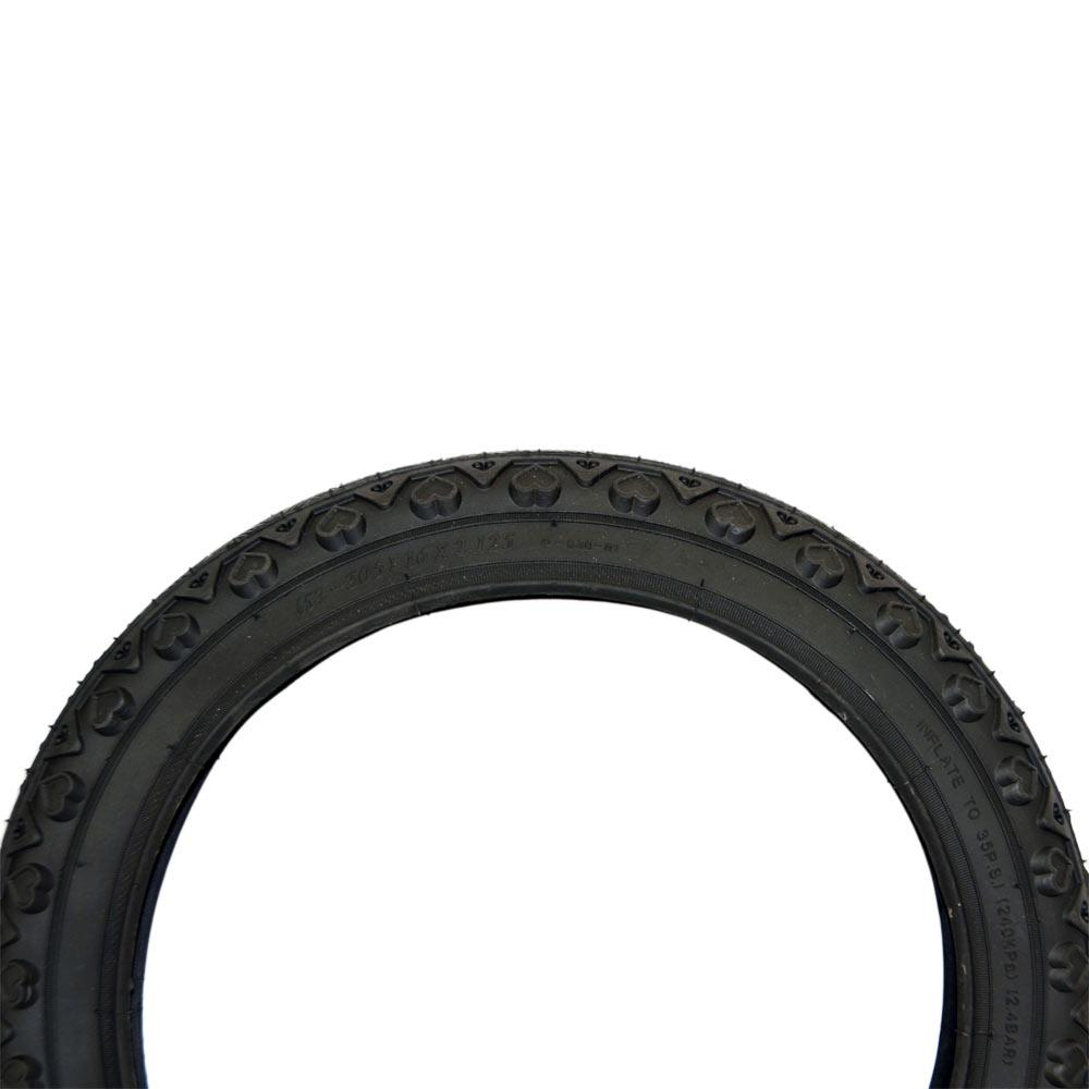 """Покрышка 16"""", 2.125  Royalbaby черная"""
