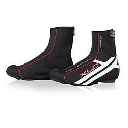 Бахилы для велосипедной обуви 39/40 XLC BO-A01 черного цвета