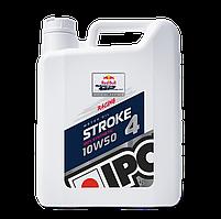 Моторное масло IPONE Stroke 4 10W50 (4л) для мотоциклов