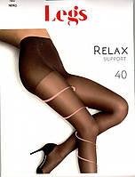 Стягуючі Колготки жіночі з шортиками Legs Relax 40 den, фото 1