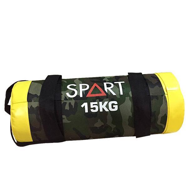 Сэндбег для функционального тренинга SPART 15 кг (мешок с песком)