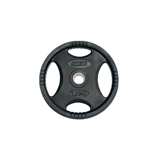 Диск обрезиненный Stein 1,25 кг /черный