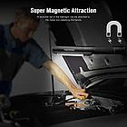 Фонарь NICRON WL15 IPX4 200+500LM COB+SeoulLED  Оригинальный с магнитом, фото 5