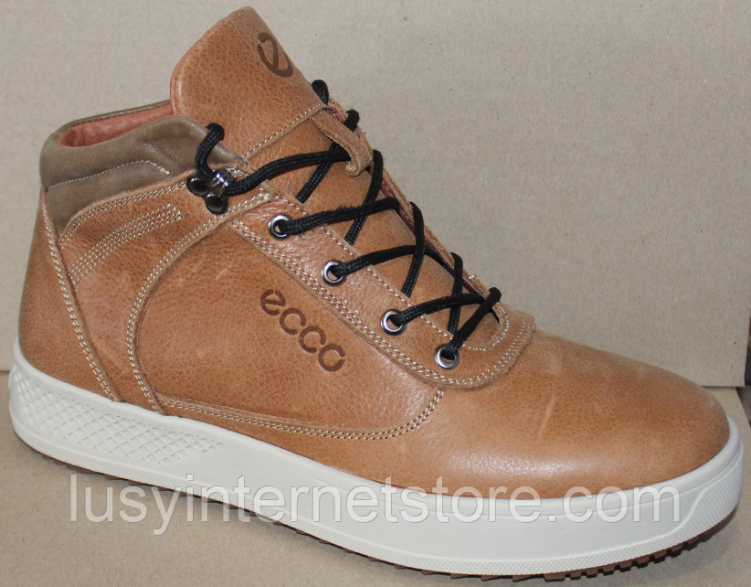 Ботинки зимние мужские кожаные от производителя модель ДР1022